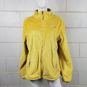 North Face Full Zip-Up Fleece Size XL